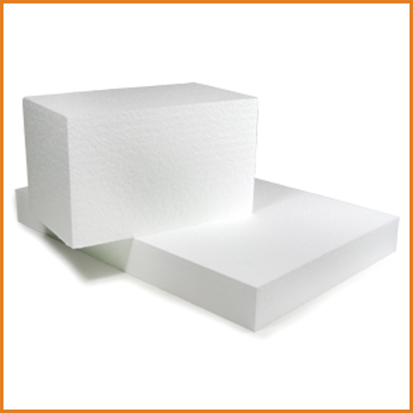 Polystyreeni EPS – puhekielessä Styrox
