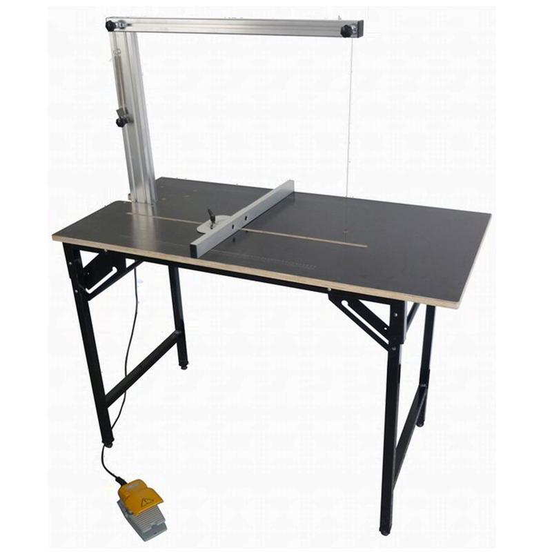 Styrofoam cutter HWS-Table!