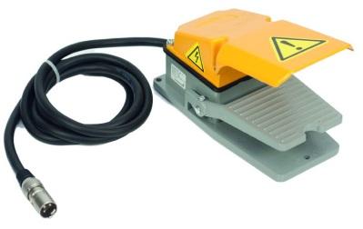 Styrofoam cutter HWS-Table! - Foot Switch