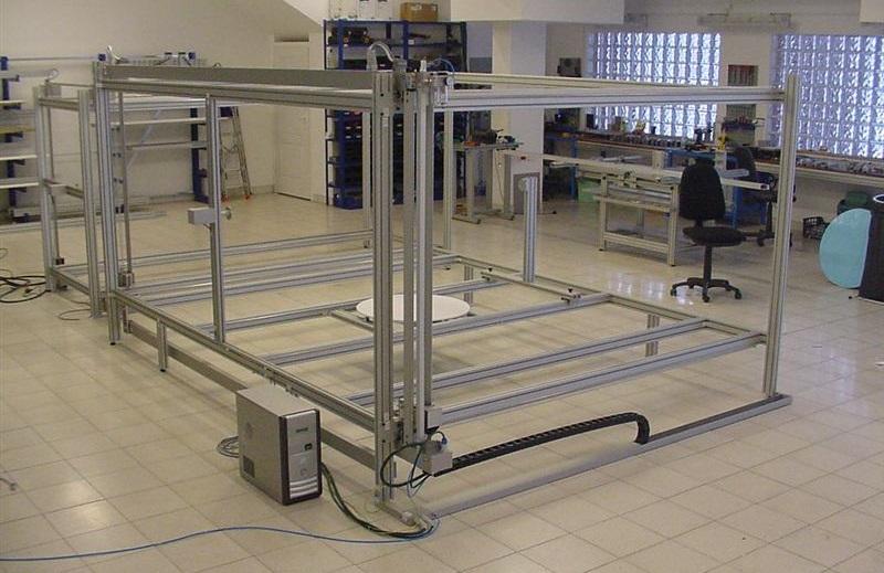 Hot wire CNC foam cutting machine - T-Series! Model