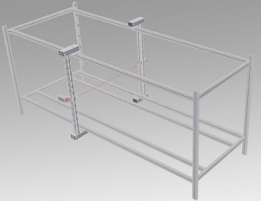 Hot-wire-CNC-foam-cutting-machine-T-Series