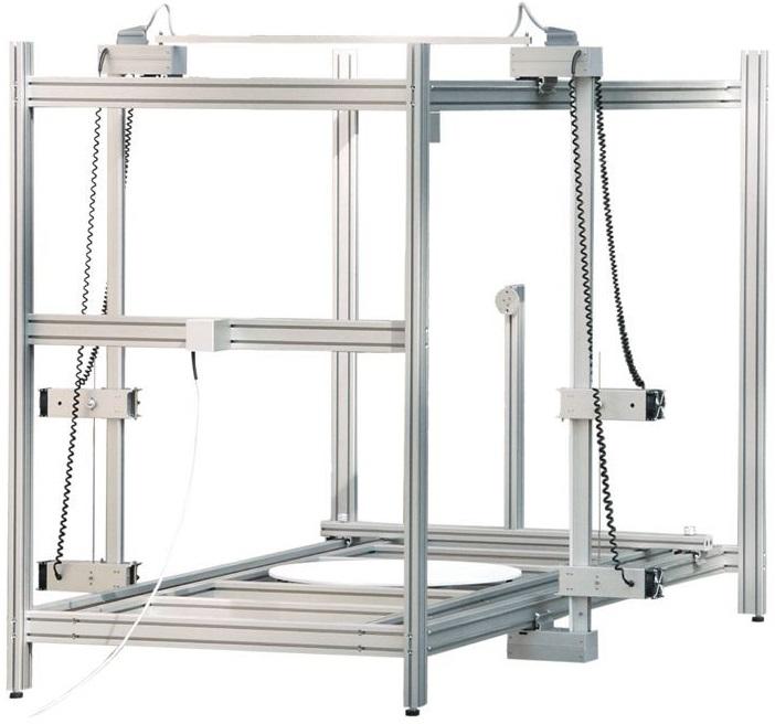 Hot wire CNC foam cutting machines - T1500 Medium